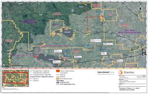 Inter-basin Transfer Area